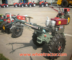 15hp walking tractors