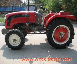 20HP Tractor 4WD