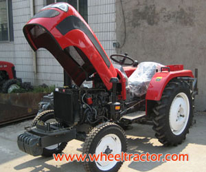 25HP Tractor 2WD