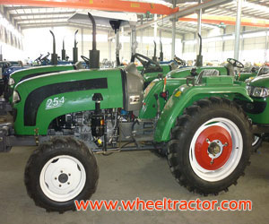 25HP Tractor 4WD