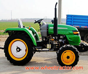 35HP Tractor 2WD