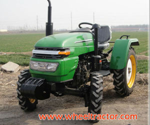 35HP Tractor 4WD