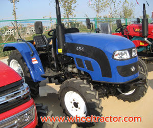 45HP Tractor 4WD