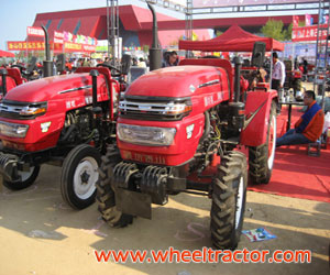 50HP Tractor 4WD