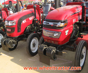 55HP Tractor 2WD