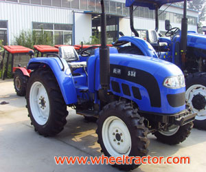55HP Tractor 4WD
