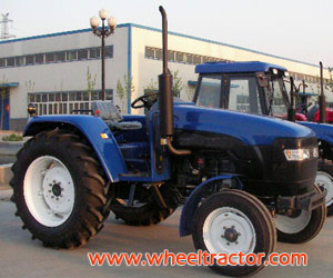 60HP Tractor 2WD
