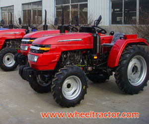 60HP Tractor 4WD