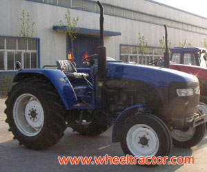 65HP Tractor 2WD