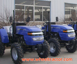 65HP Tractor 4WD