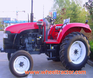 75HP Tractor 2WD