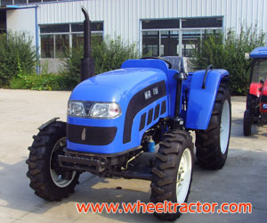 75HP Tractor 4WD