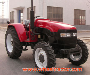 80HP Tractor 4WD