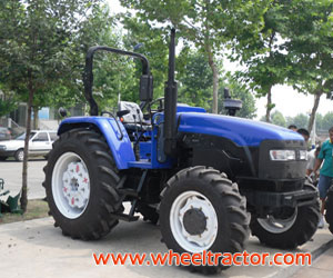 85HP Tractor 4WD