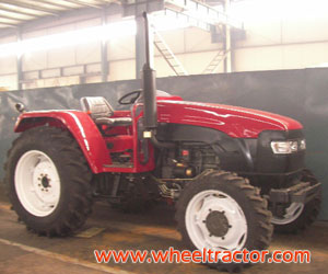 90HP Tractor 4WD