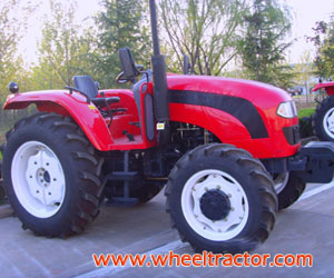 95HP Tractor 4WD