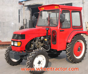 Cabin Tractor