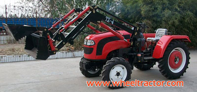 Tractor For Usa Market Epa Diesel Engine Live Pto