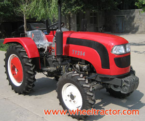 Tractor for USA Market