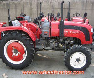 TY series tractor from 18 to 35HP tractor