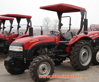 YTO Tractor - ME354